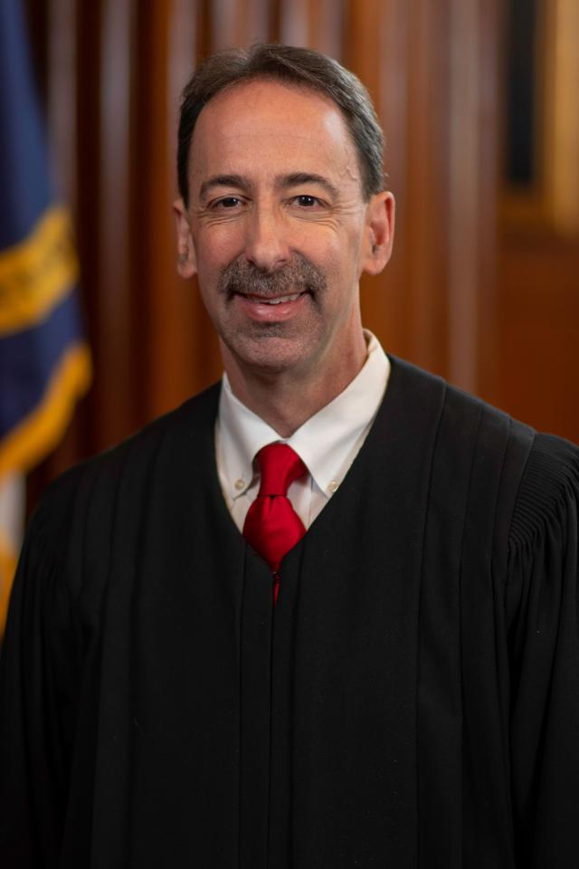Justice Mark Davis NC Supreme Court